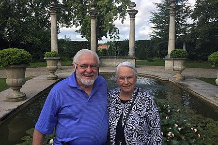 Carol and Wayne Tamarelli
