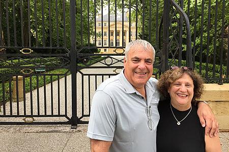 Barry and Malca Reznick