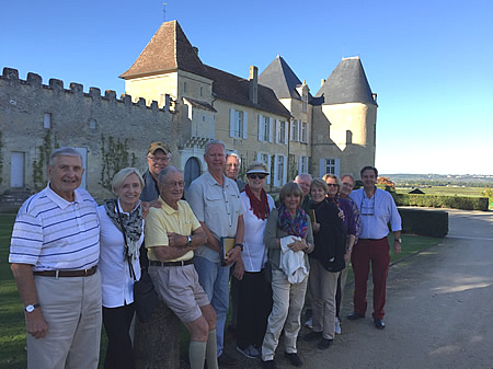 The 2017 October Grand Cru Harvest Tour at Superior First Growth Chateau d'Yquem