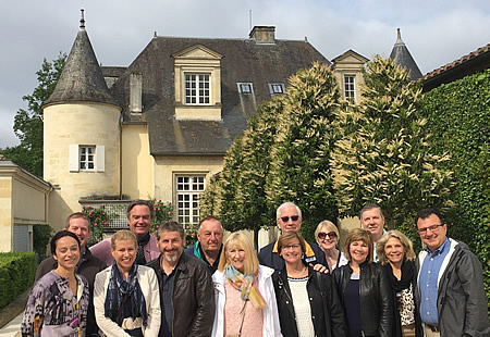 The 2018 May Grand Tour at Haut Brion