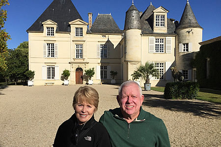 Jim Jack and Jeanine Kennedy