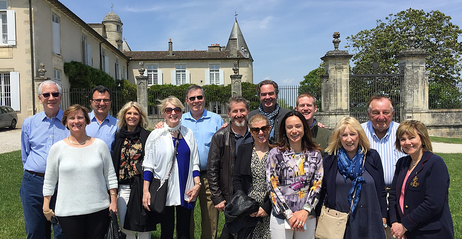 The 2018 May Grand Tour at Lafite Rothschild