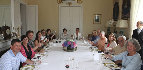 Exquisite meals at venues not open to the public on the Bordeaux Cru Wine and Culinary Tour