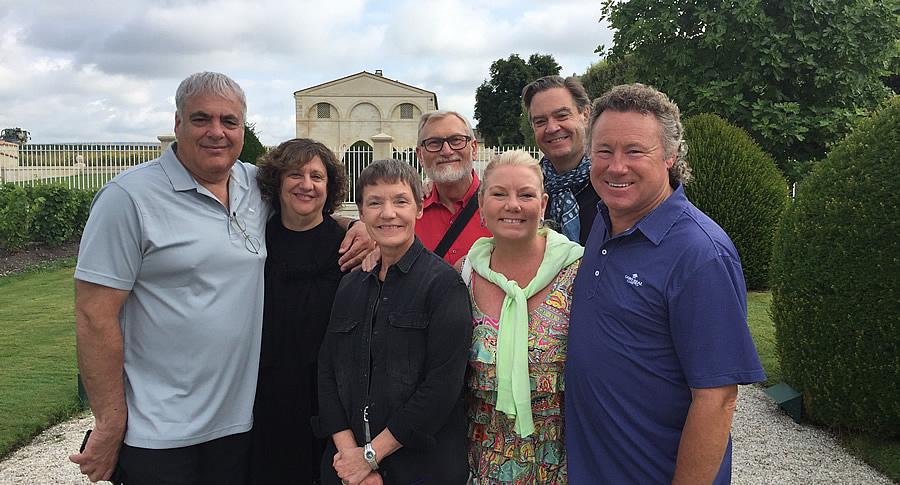 The 2017 June-July Bordeaux Grand Cru Tour at Mouton Rothschild