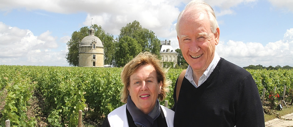 See and taste all five First Growths (Here at Chateau Latour)