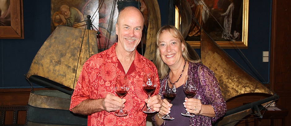 Experience the fun of Bordeaux Wine Tasting (here at Haut Brion)