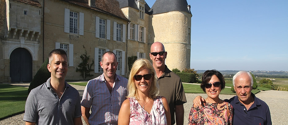 See and taste all five First Growths and Chateau Yquem