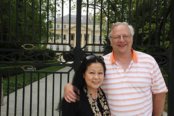 Barbara and Tom van Egeren