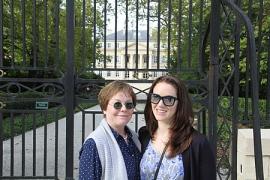 Danielle and Loretta Newberry