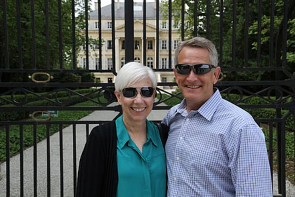 Jim and Lana Schuessler