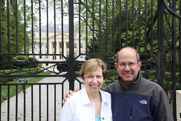 Joe and Mary Stout
