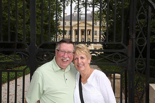 John and Trudy McDermott