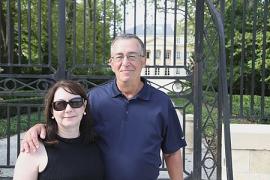Karen and Eric Bluemke