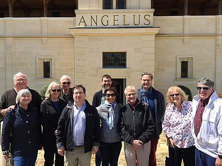 The 2017 May Grand Tour at First Growth Angelus