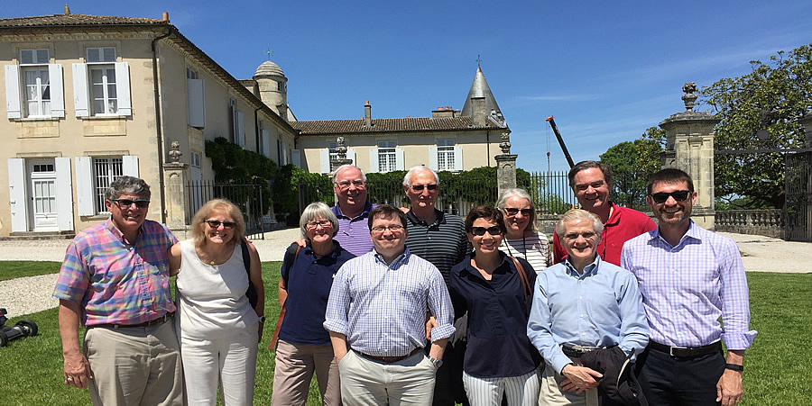 The 2017 May Grand Tour at Lafite Rothschild
