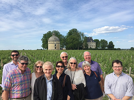 The 2017 May Grand Tour at First Growth Latour