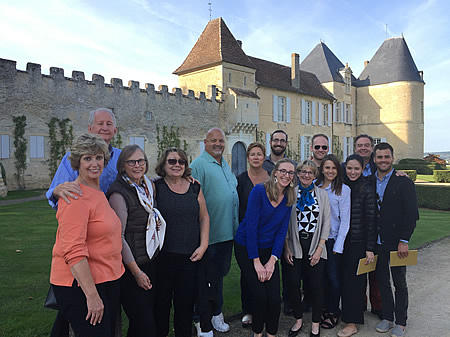 The 2017 September Grand Cru Harvest Tour at Superior First Growth Chateau d'Yquem