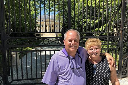 Don and Kathy Zandstra