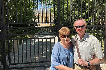Joe and Joan Heater