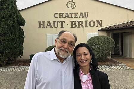 Anita and Prabha Sinha