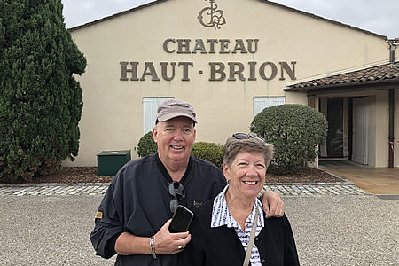 Nancy and Bill Harvie