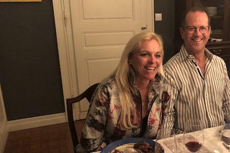 John and Carolyn Glaser