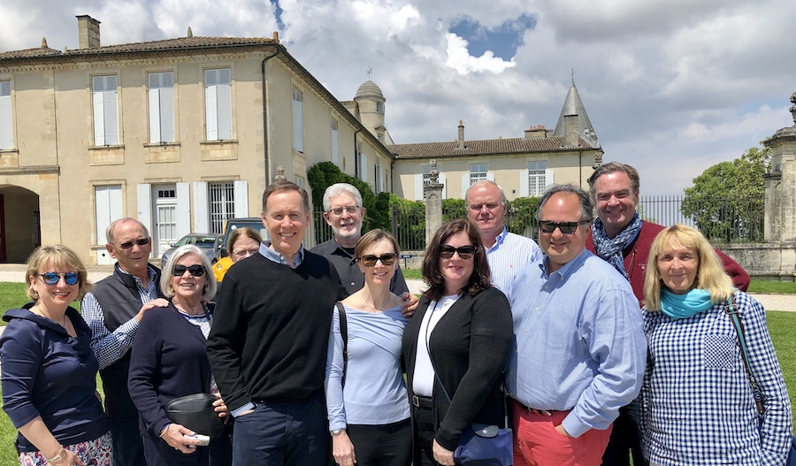 The 2019 May Grand Tour at Lafite Rothschild
