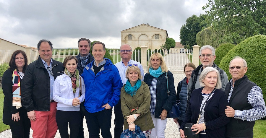 The 2019 May Grand Tour at Mouton Rothschild