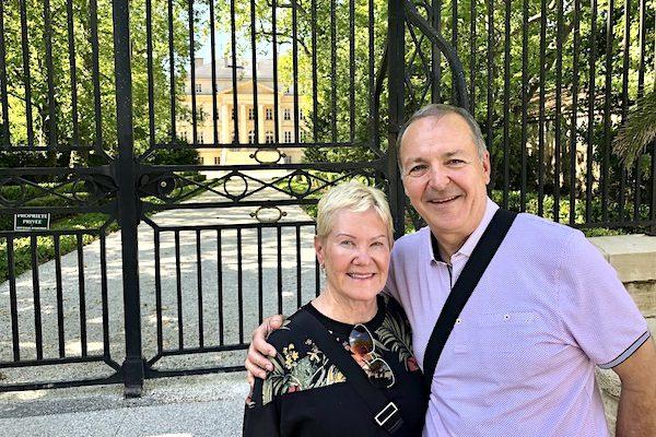 Marcy and Harry Harczak