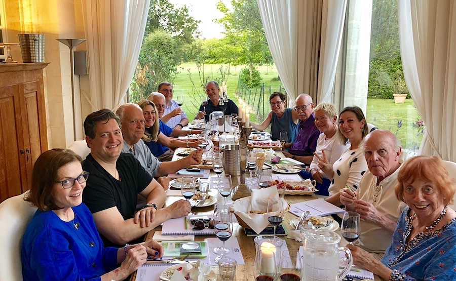 The June 2019 Grand Cru Tour 2: Masterclass at Chateau Coulon Laurensac