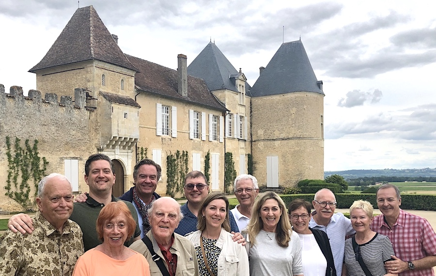 The 2019 June Grand Cru Tour 2 at Superior First Growth Chateau d'Yquem