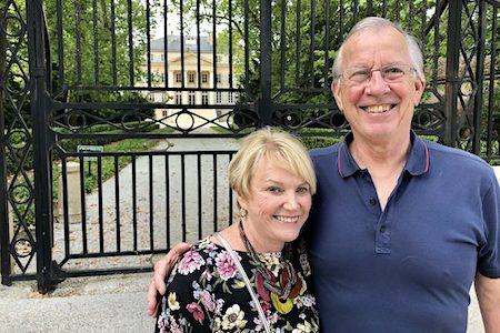 Lisbeth and Brent Thornley