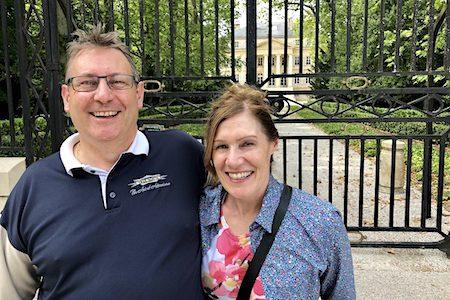 Peter Clark and Miriam Cardinaletti