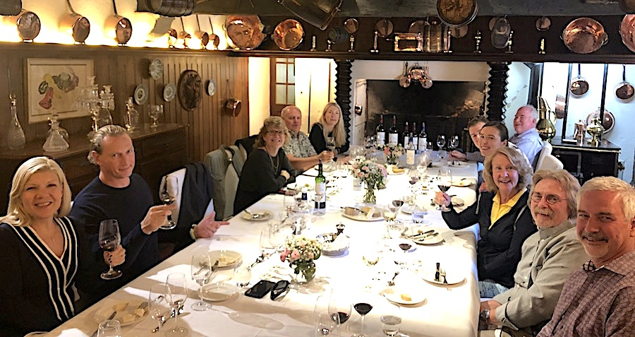 The 2019 Bordeaux Grand Cru Harvest Tour I: an unforgettable lunch in a Classified Growth