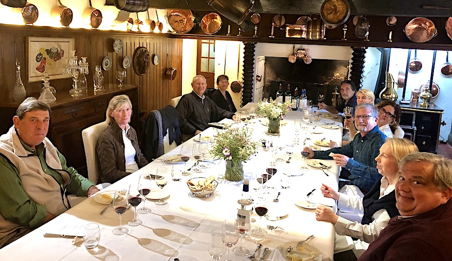 The 2019 Bordeaux Grand Cru Harvest Tour 2: an unforgettable private lunch in a Classified Growth