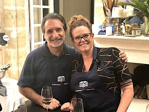 All hands on deck on the 2019 Bordeaux Harvest Tour 2