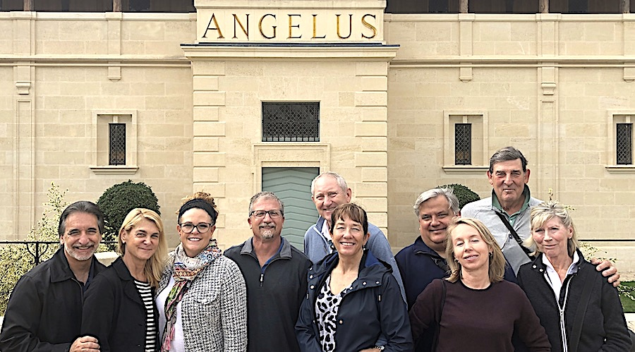 The 2019 Bordeaux Grand Cru Harvest Tour I at First Growth Angelus