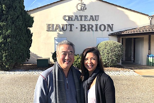 Eddie and Maggie Chang